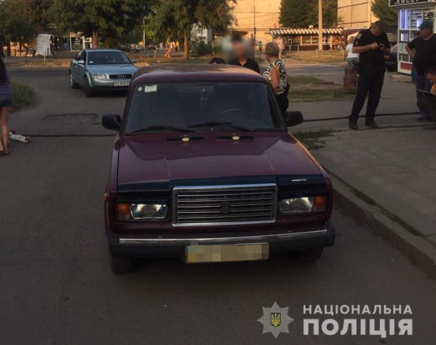 В Харькове кабелем травмировало ребенка