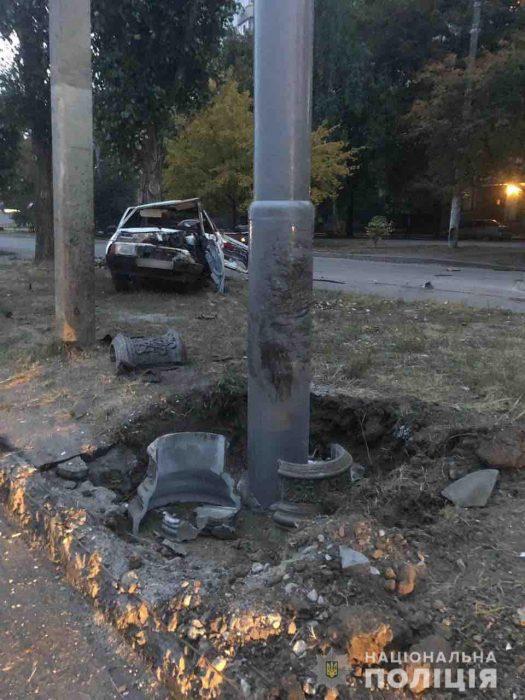 В ДТП на Салтовке погиб мужчина