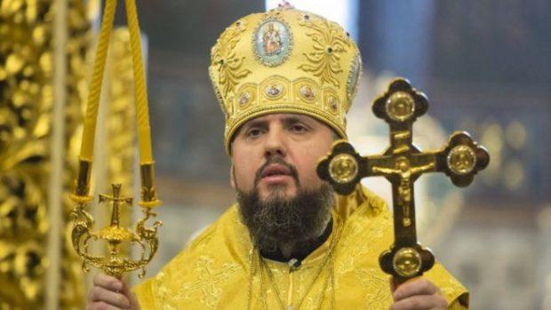 Предстоятель ПЦУ митрополит Епифаний впервые приедет в Харьков