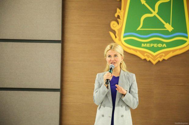 Светличная хочет стать мэром города от партии «Слуга народа»