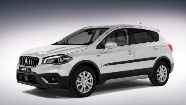 Харьковская больница №13 приобрели автомобиль Suzuki SX4 - ХАЦ