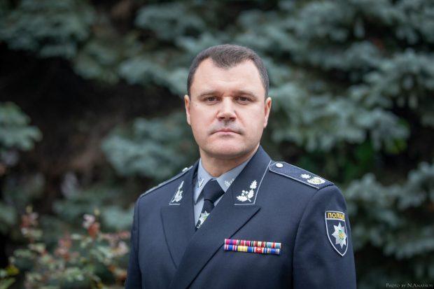 Правительство назначило нового главу Национальной полиции Украины