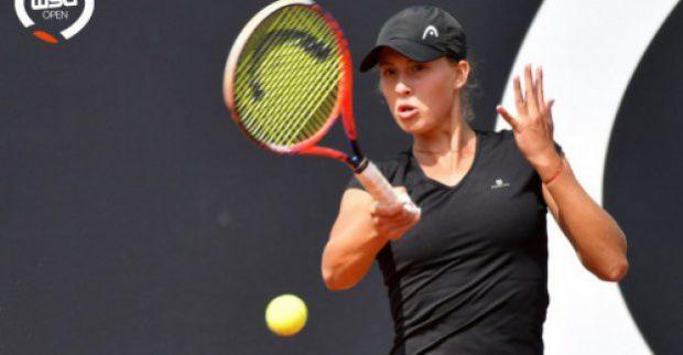 Харьковская теннисистка победила на крупном турнире в Хорватии