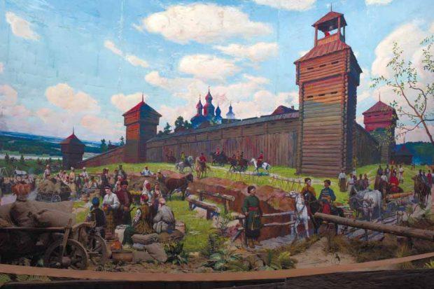 Харьковская крепость