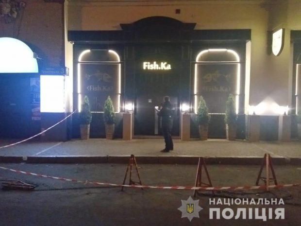 В Харькове «минировали» военный госпиталь и казино