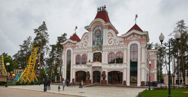 В парке Горького готовят к открытию новую квест-комнату
