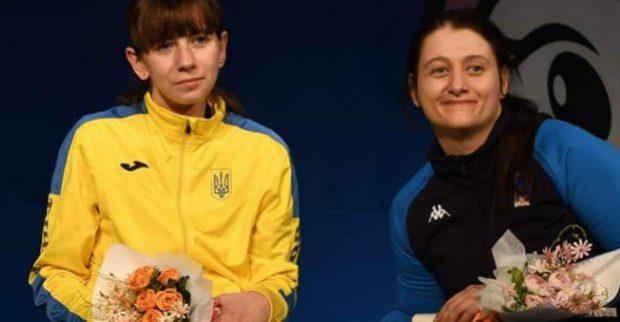 Харьковская паралимпийка победила на чемпионате мира по фехтованию