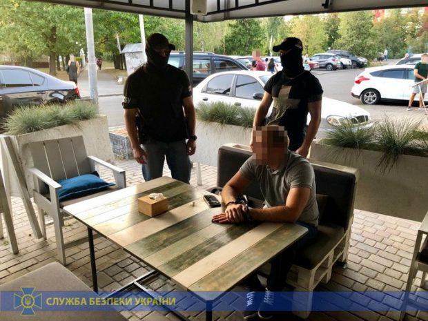 В Харькове СБУ задержала на взятке заместителя начальника следственного отдела Нацполиции