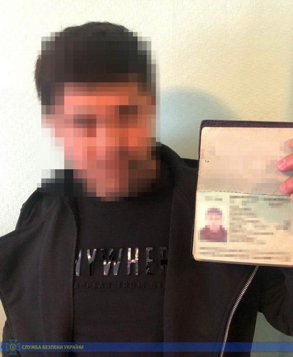 В Харькове СБУ задержала иностранца, который находился в международном розыске за тяжкое преступление