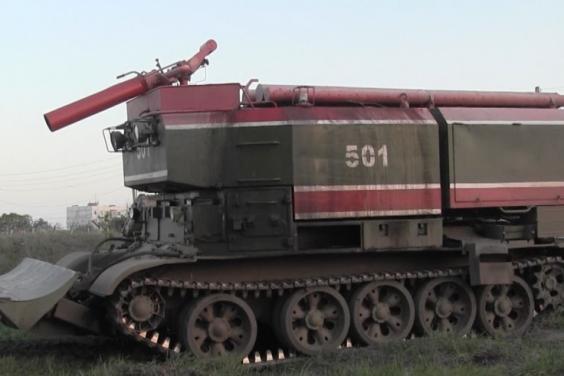 В тушении пожара в Чугуевском районе задействовали дополнительные силы