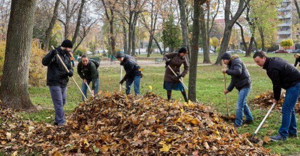 В Харькове пройдет общегородской субботник