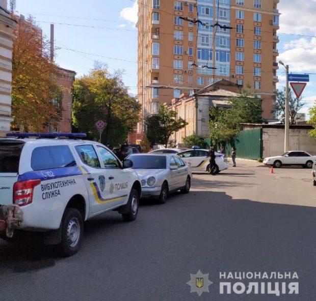 Информация о минировании 341 объекта в Харькове оказалась ложной