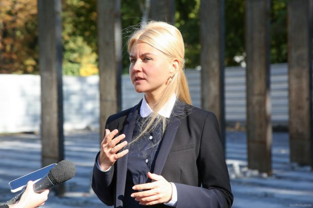 Юлия Светличная собирается в СНБО