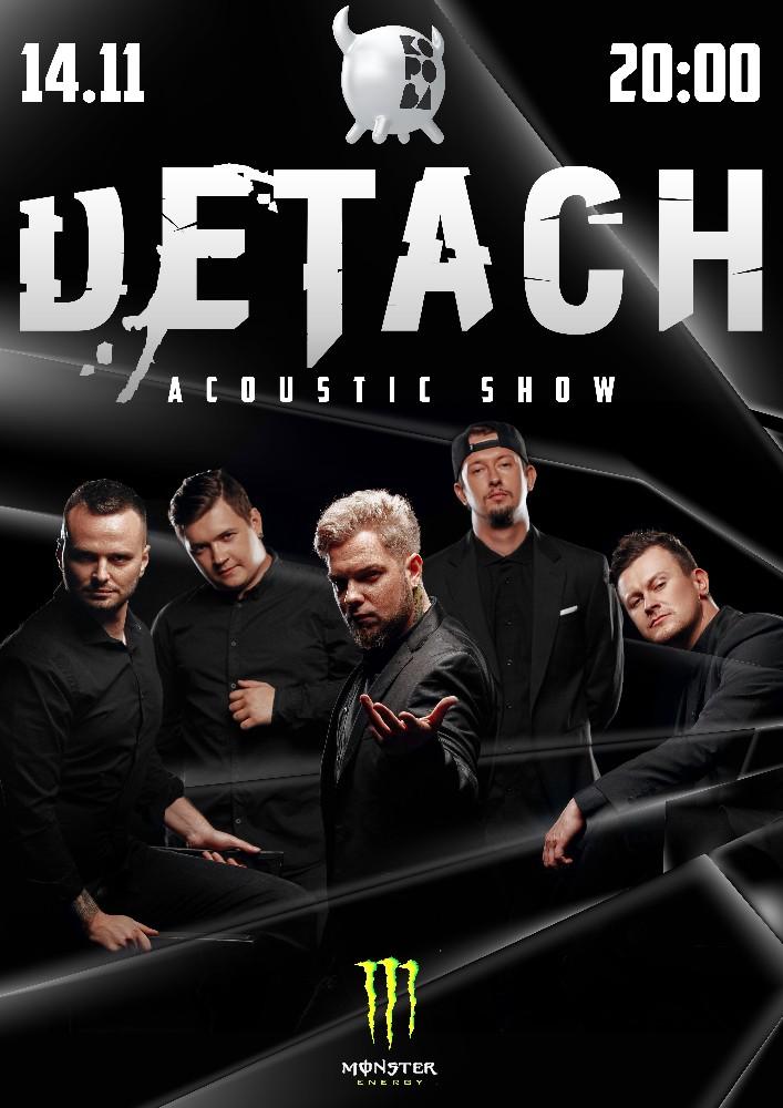 DETACH ACOUSTIC SHOW Харьков