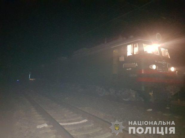 Под Харьковом смертельного травмирован мужчина грузовым поездом