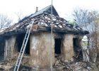 Под Харьковом во время ликвидации пожара в частном доме обнаружили погибшую женщину