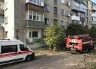 Под Харьковом во время пожара погибла 80-летняя бабушка