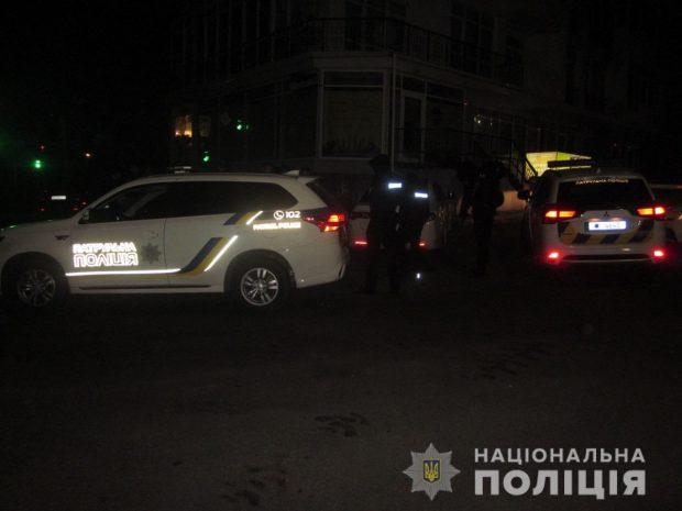 В Харькове иностранец ограбил мужчину