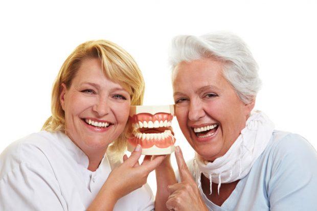 стоматология для пожилых