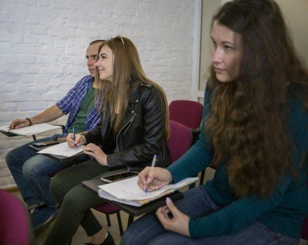 Языковые курсы, Харьков