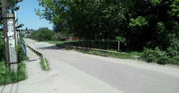 В Немышлянском районе закрывается движение через мост
