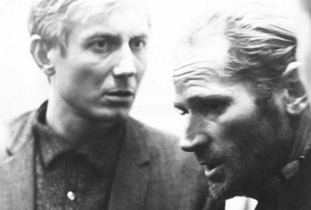 Борис Чичибабин и Евгений Евтушенко