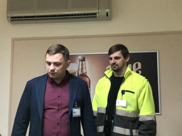 Ворожко Евгению и Савченко Александр