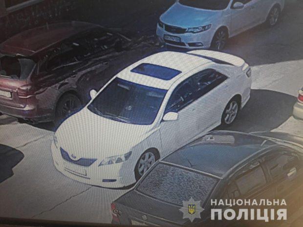 В полиции сообщили подробности о краже миллиона долларов в центре Харькова