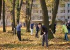В Харькове на субботник вышли более 18 тысяч человек