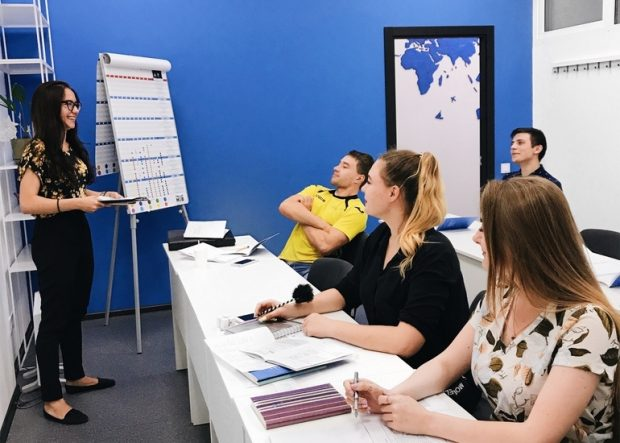 Курсы английского языка, Харьков