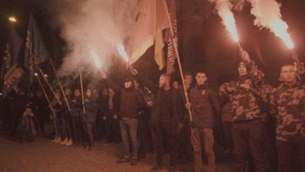 """В Харькове протестовали против """"формулы Штайнмайера"""""""