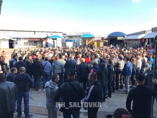 """Предприниматели """"Барабашово"""" хотят штурмовать горсовет"""