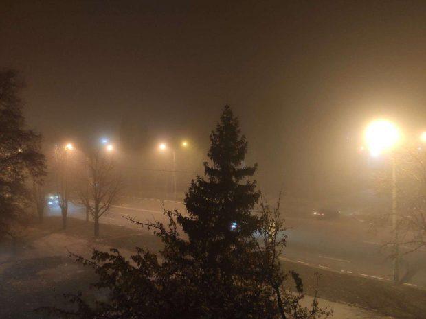 Минэкоэнерго: Воздух Харьковской области - в пределах допустимой нормы