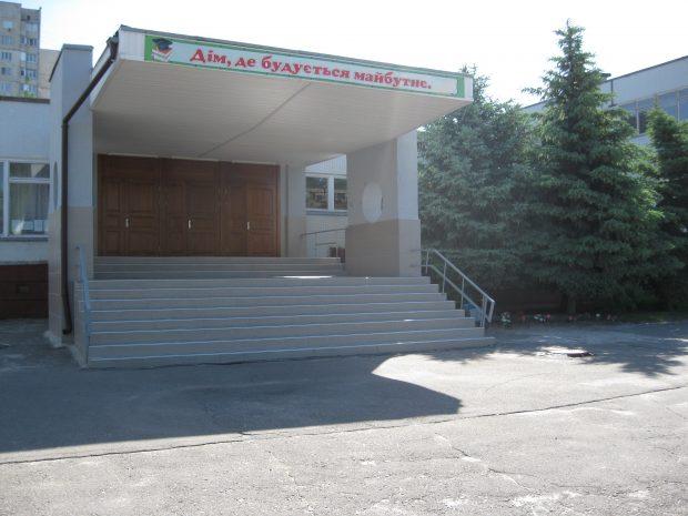 Школа 163, Рогань