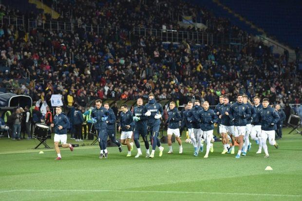 Харьков готовится к проведению матча между сборными Украины и Литвы