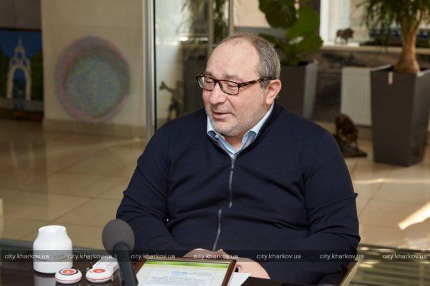 """""""Готов к выборам в любое время года"""", - мэр Харькова"""
