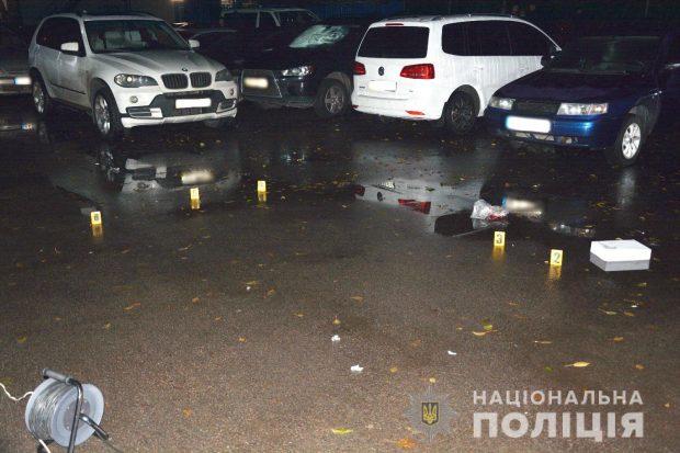 Стрельба на Салтовке: стрелявший покинул Украину