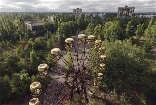 В зоне Чернобыльской АЭС задержали трех сталкеров из Харькова
