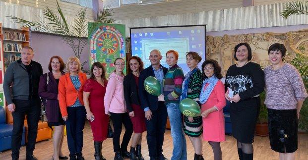 В Харькове открылся семейный клуб