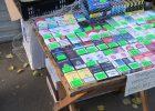 Сотрудники ГФС изъяли на харьковских рынках безакцизные сигареты на более 270 тысяч гривен