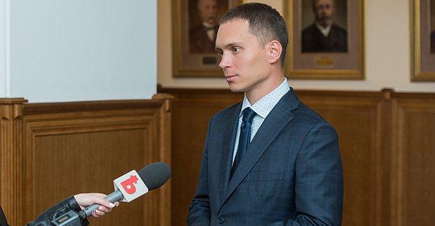 В Харьковском горсовете - новый вице-мэр