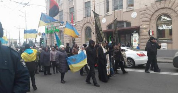 В центре Харькова пройдет траурный Крестный ход
