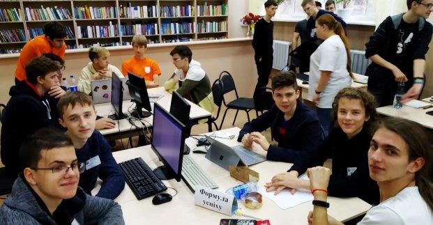 Харьковские школьники заняли призовые места на турнире юных информатиков