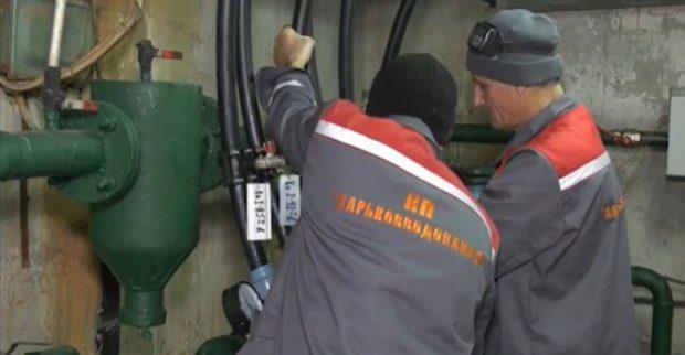 «Харьковводоканал» проводит масштабные работы по замене внутридомовых сетей