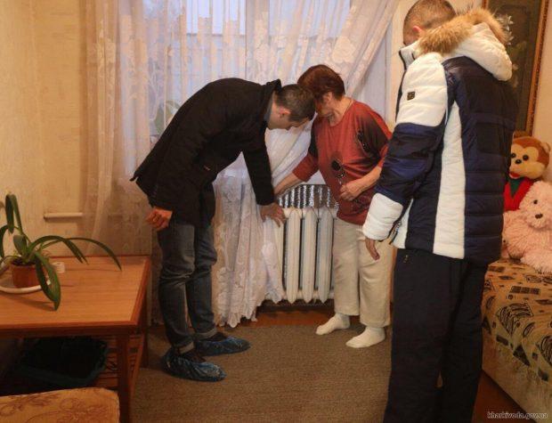 Проблема с отоплением в Чкаловском решена - ХОГА