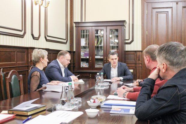 Кучер недоволен недостаточной коммуникацией между главами РГА и ОТГ