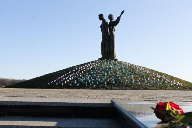 В Харьковской области почтили память жертв голодоморов в Украине
