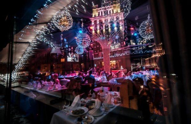 Новый год 2020 в ночных клубах