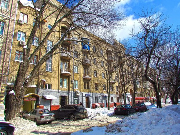 Улица Багалея