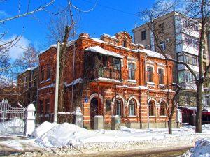 Дом Багалея